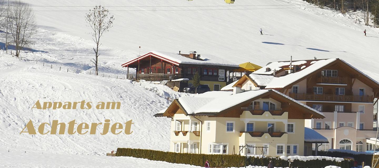 Fritzenwallner Alpen Appartements | Flachau | Home